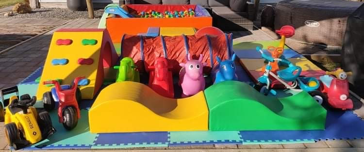 SOFT PLAY ADVENTURE PACKAGE